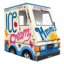 2015 Green Scene Mom Awards Oto Ice Cream Truck