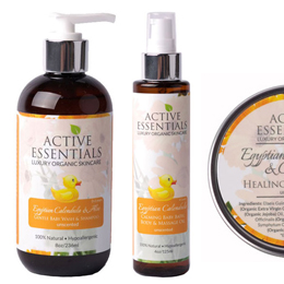 2016 Green Scene Mom Awards Active Essentials Natural Products