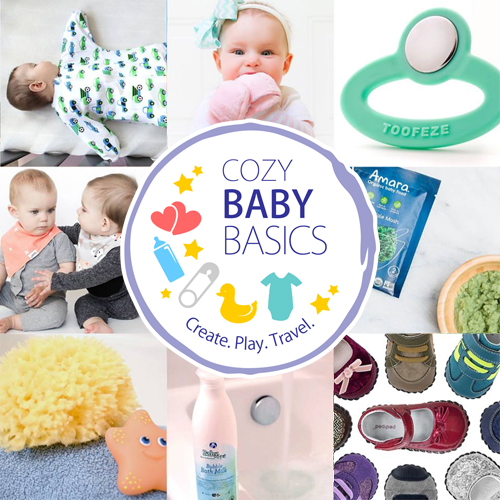 Cozy Baby Basics and Natural Products