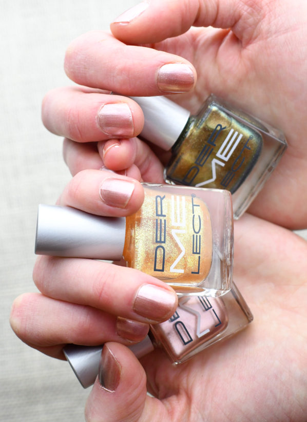 Shimmery Nail Lacquers for Every Occasion