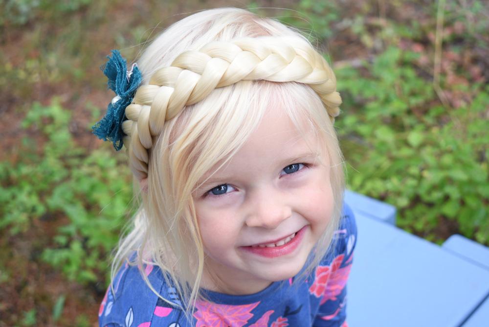 Madison Braids headbands kids hair accessories