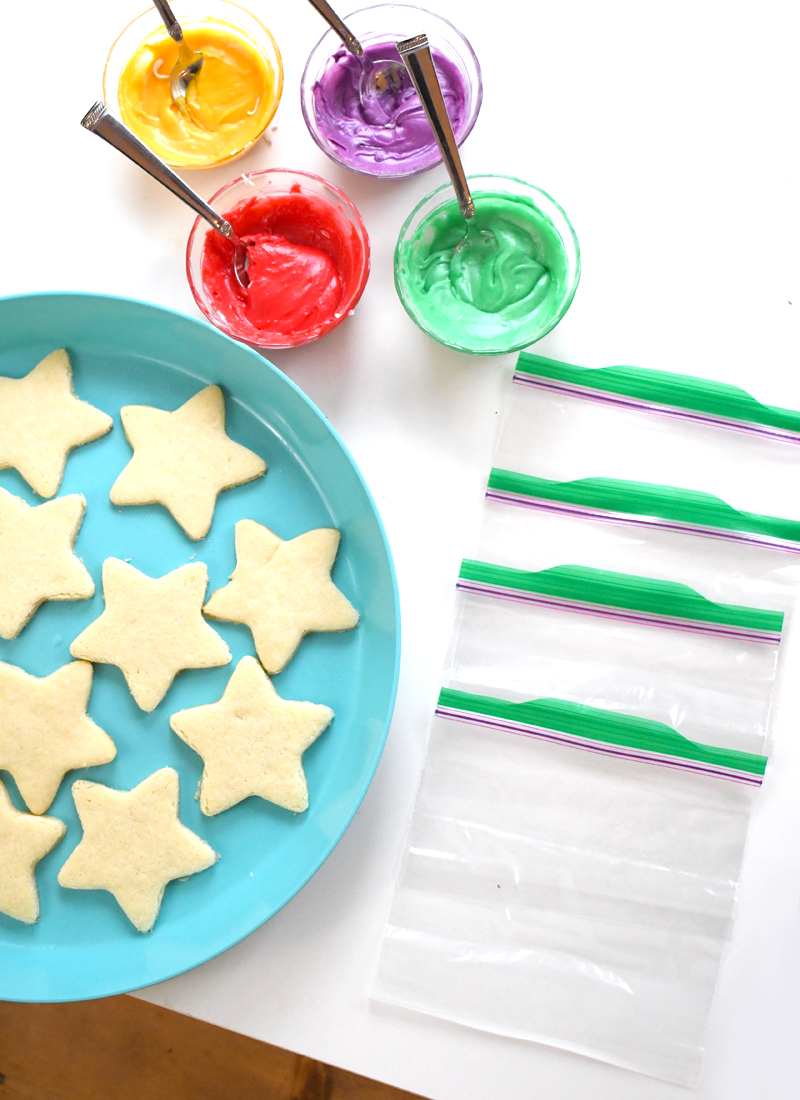 Adorable Sugar Cookie Icing Tips