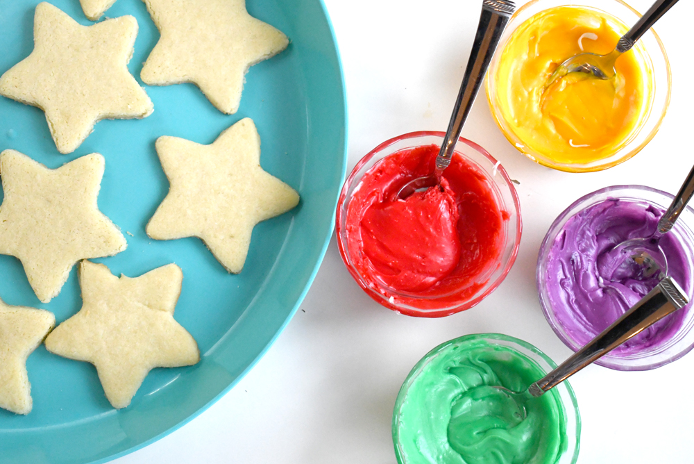 How to make the best sugar cookie icing