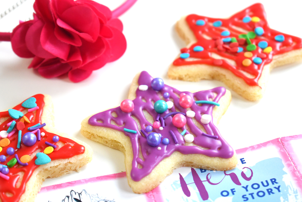 DIY sugar cookie icing ideas