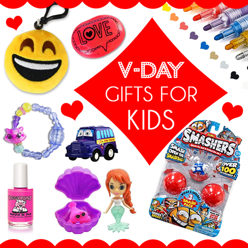 Kids Valentine's Day Gift Guide
