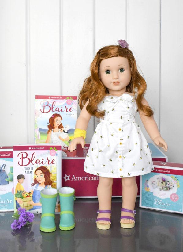 Meet American Girl Blaire Wilson
