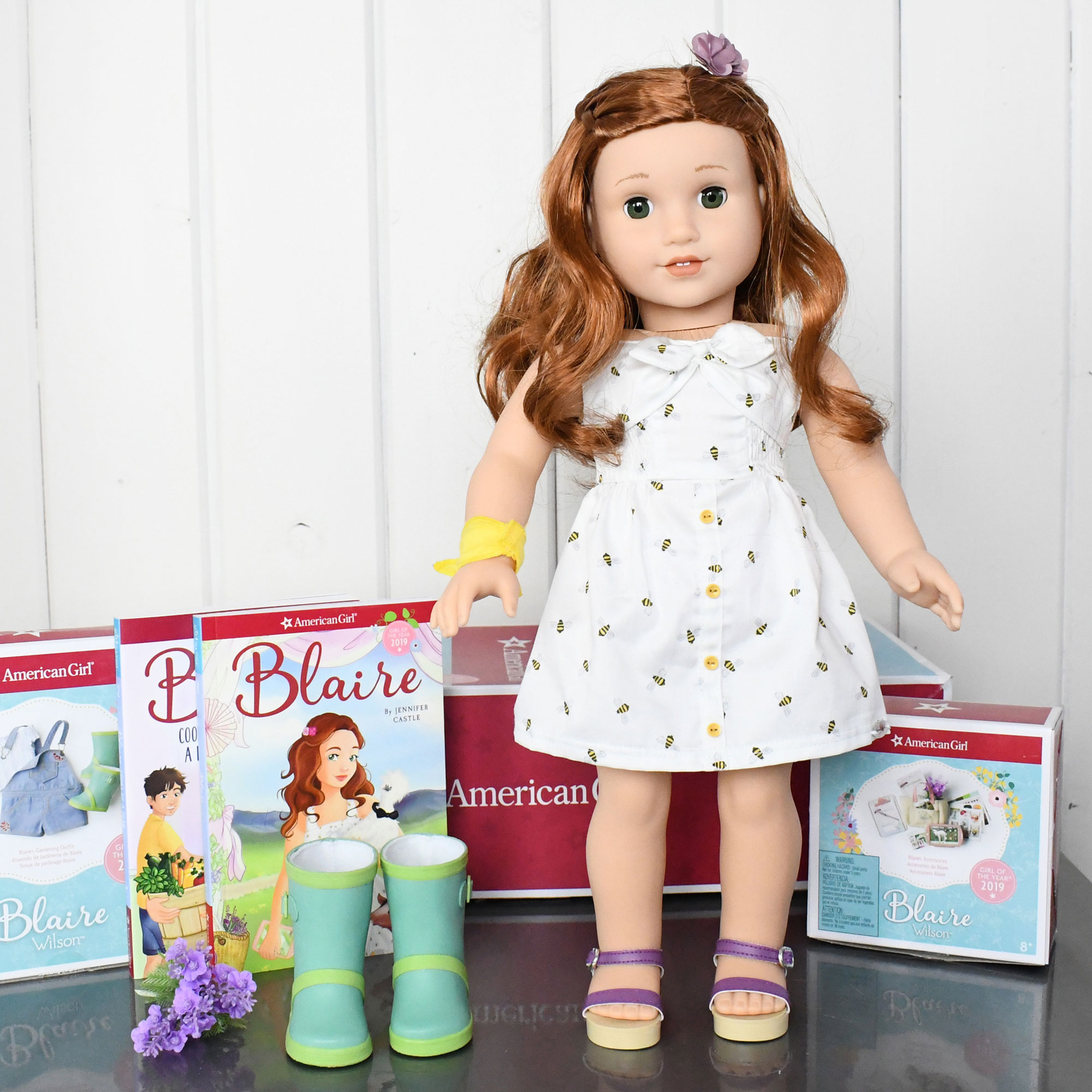 Meet American Girl Blaire Wilson + Doll Review