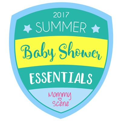 2016 Summer Baby Shower Essentials and Gift Ideas