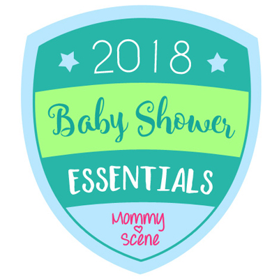 2018 Baby Shower Essentials badge - Mommy Scene