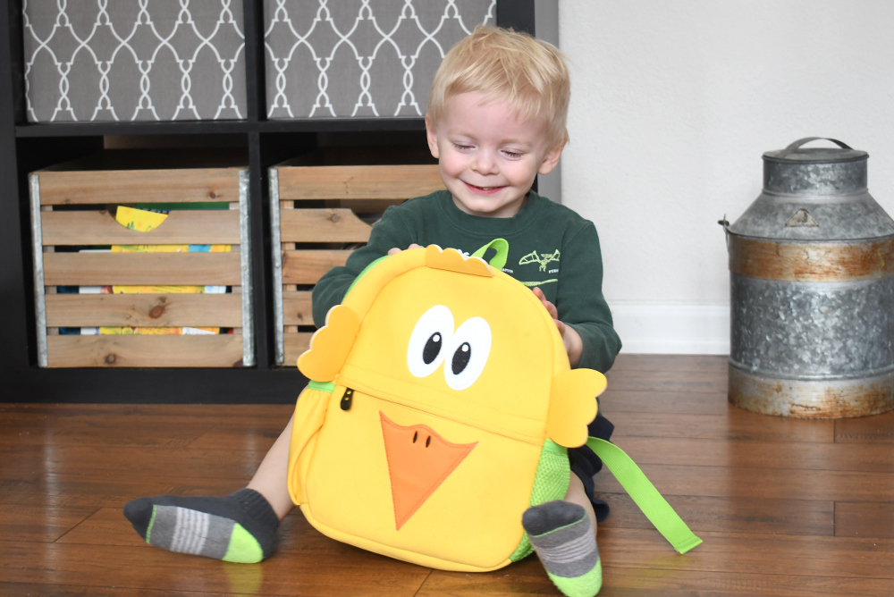 Animal Packers Chicklet Backpack for kids