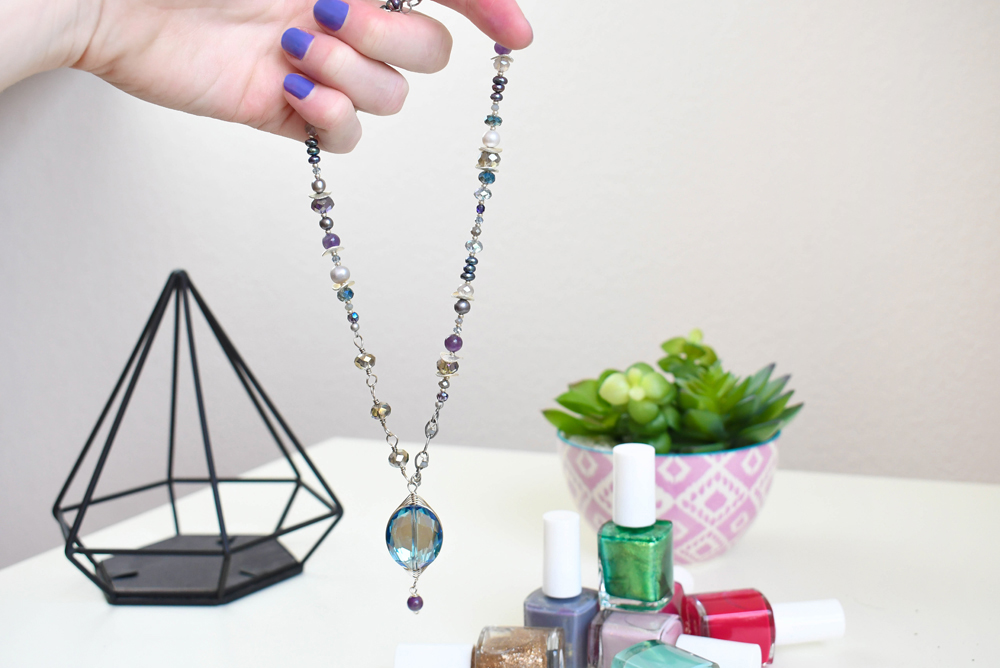 Perfect Spring Accessories from Anne Vaughan Jewelry Designs