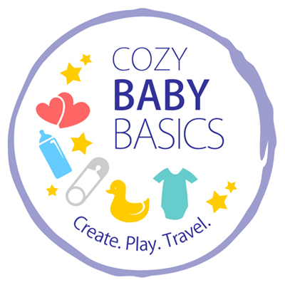 Cozy Baby Basics badge - Create Play Travel