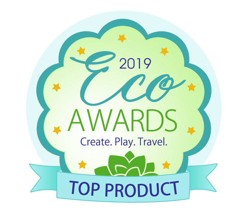 Eco Awards Top Product badge