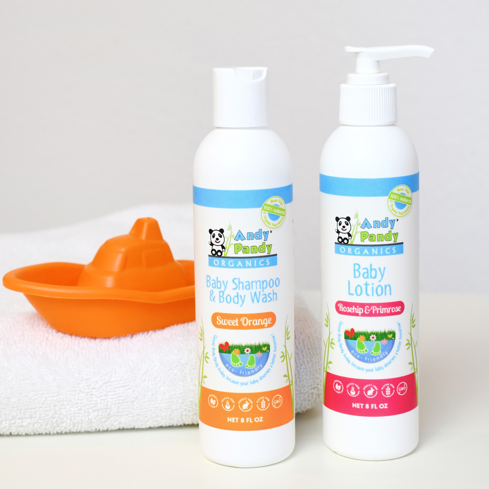 Andy Pandy Organic Baby Products Winter 2019 Eco Awards