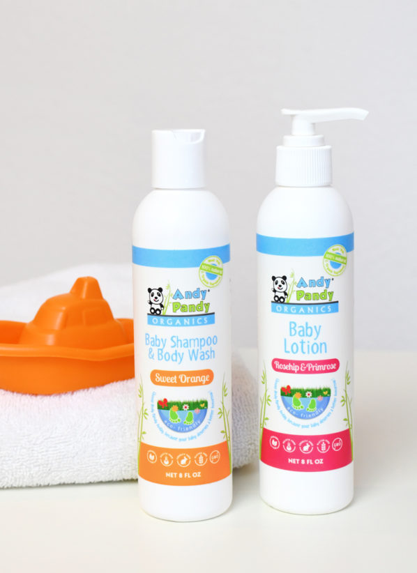 Andy Pandy Organics Baby Products