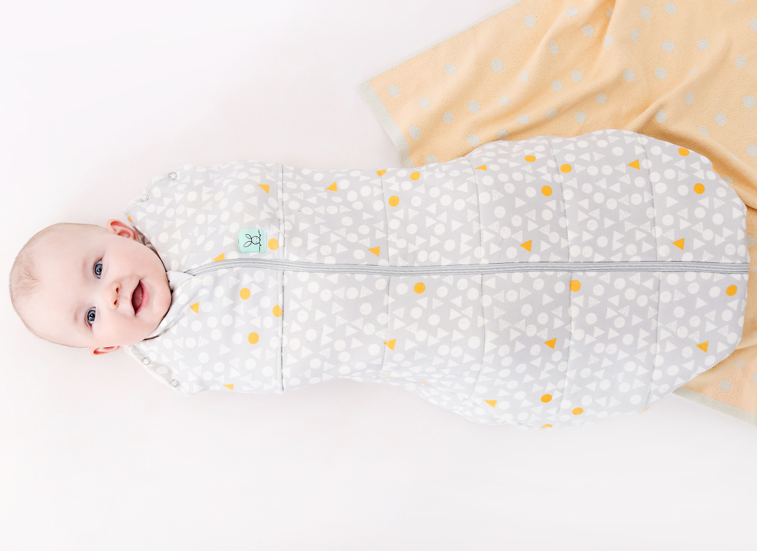 ergoPouch Cocoon Swaddle and Sleep Bag Winter 2019 Eco Awards