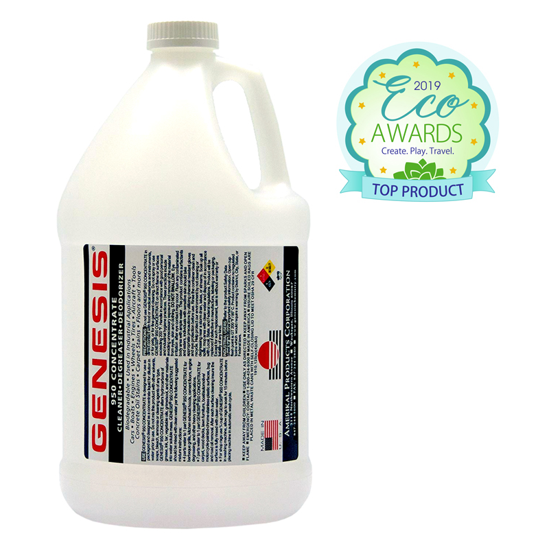 Genesis 950 Professional Strength Concentrate Cleaner