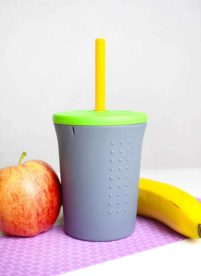 goSili Silicone Straw Cup