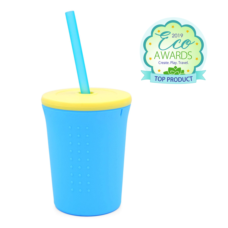 goSili Silicone Straw Cup - Eco Awards Top Product