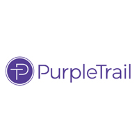 Purple Trail logo