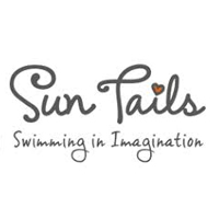 Sun Tail Mermaid logo