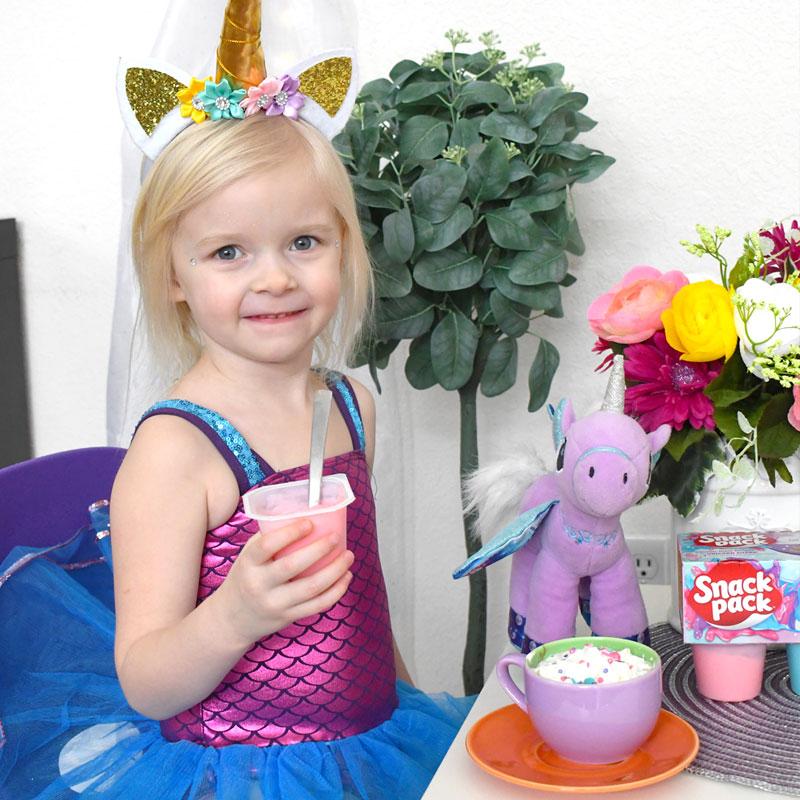 Unicorn Tea Party Essentials