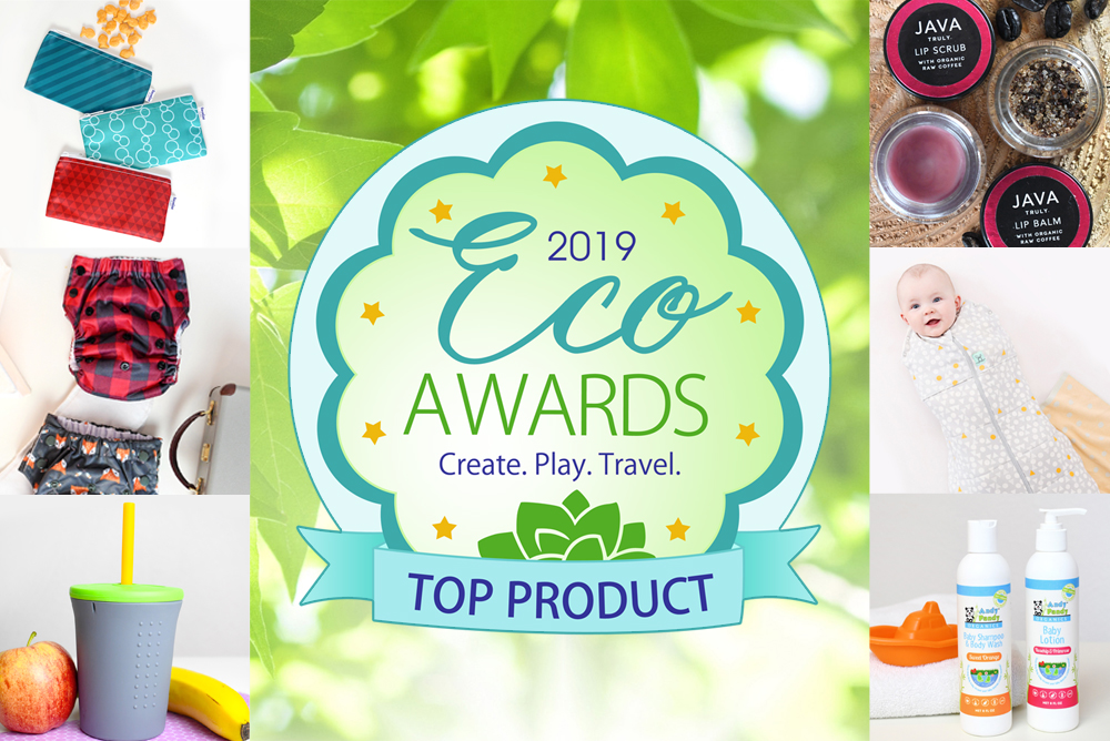 Winter 2019 Eco Awards Giveaway - Create Play Travel