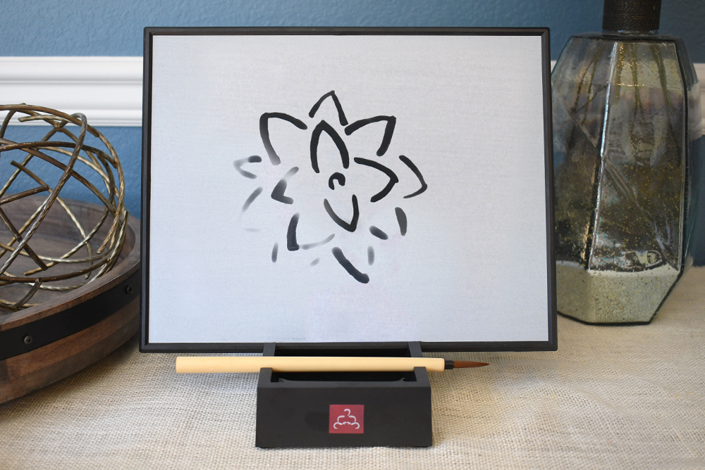 Buddha Board artistic water drawing tablet