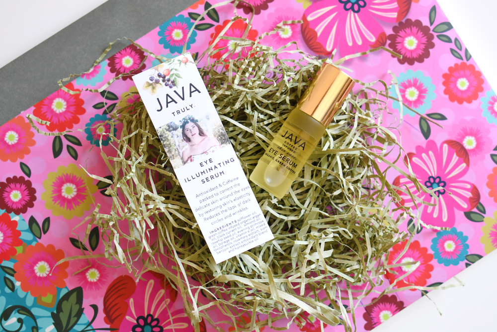 Java Eye Illuminating Eye Serum