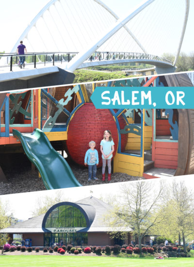 Things to Do With Kids in Salem Oregon