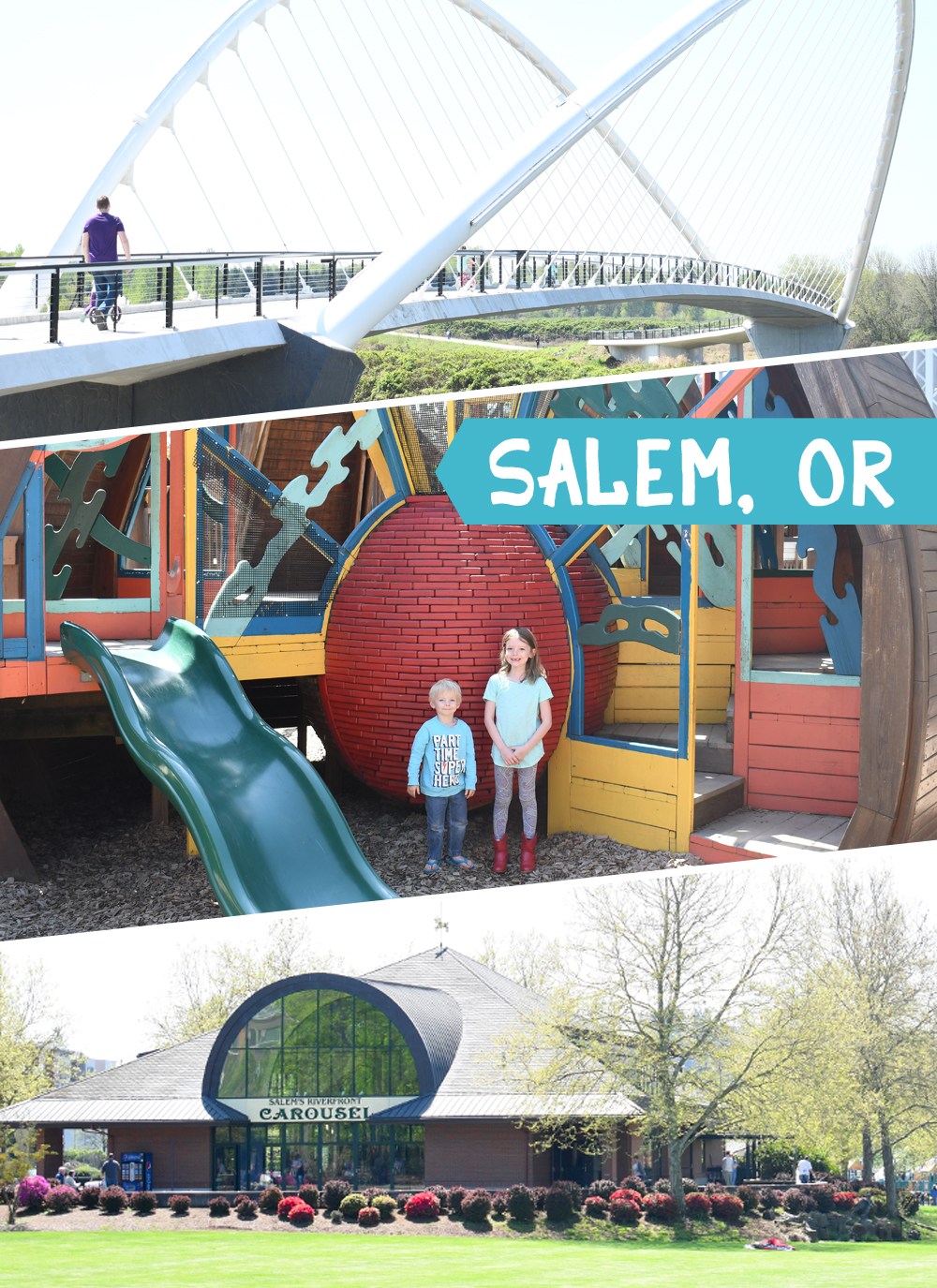 Things to Do in Salem Oregon on a Family Adventure
