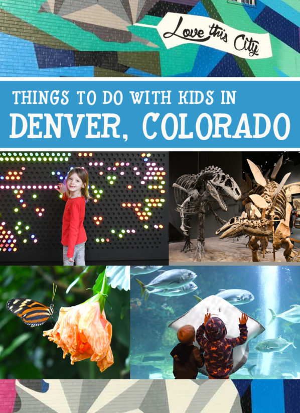 Top Places to Visit with Kids in Denver