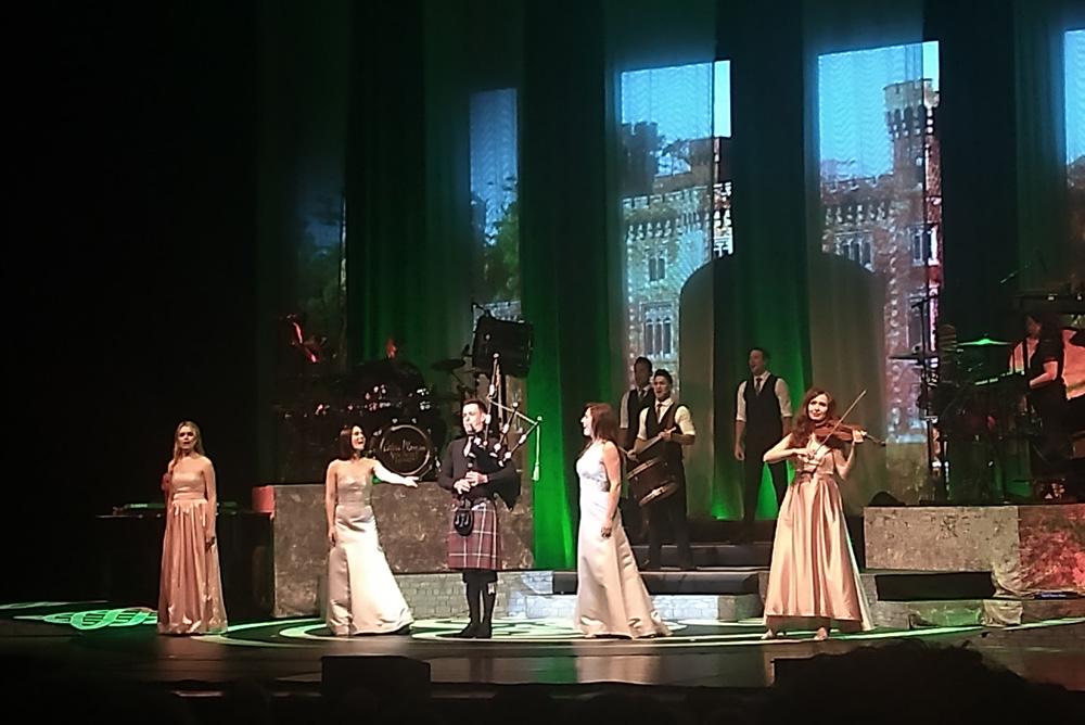 CELTIC WOMAN performanceMartin Woldson Theater at The Fox Spokane, Washington