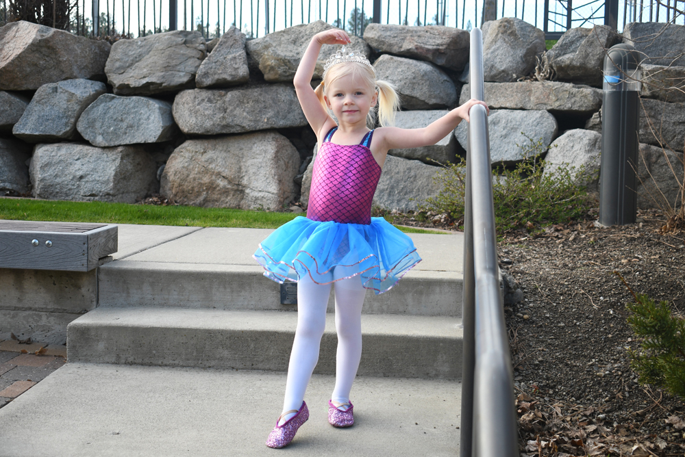 Ballet teaches kids how to follow instructions - Dreamy Dancers dance shoes