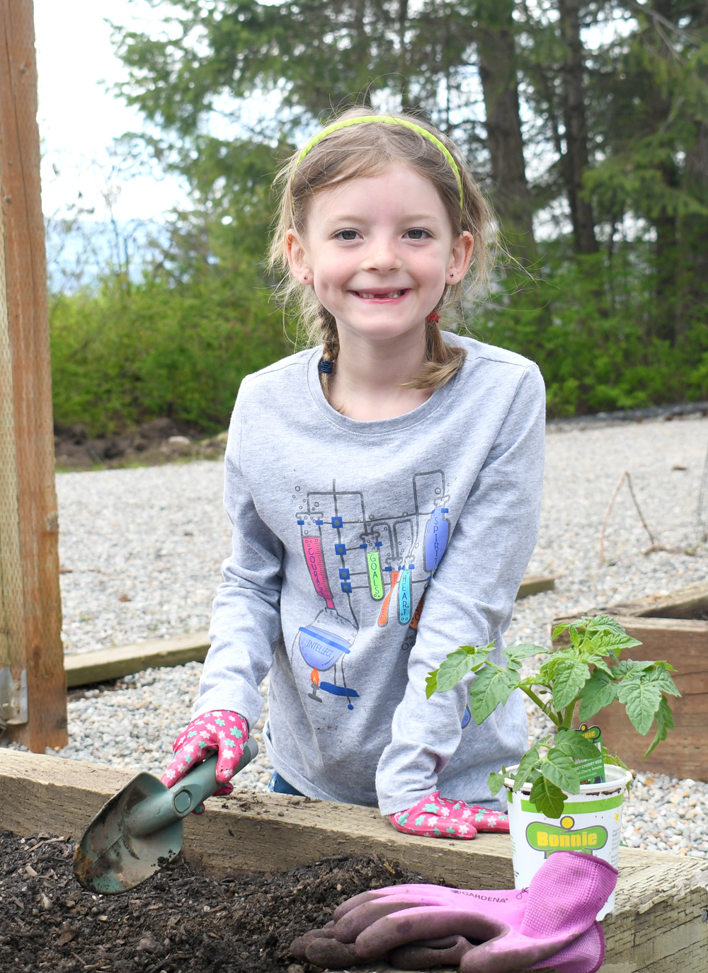 Tips for planting a garden with kids - Coeur d'Alene lifestyle in Idaho