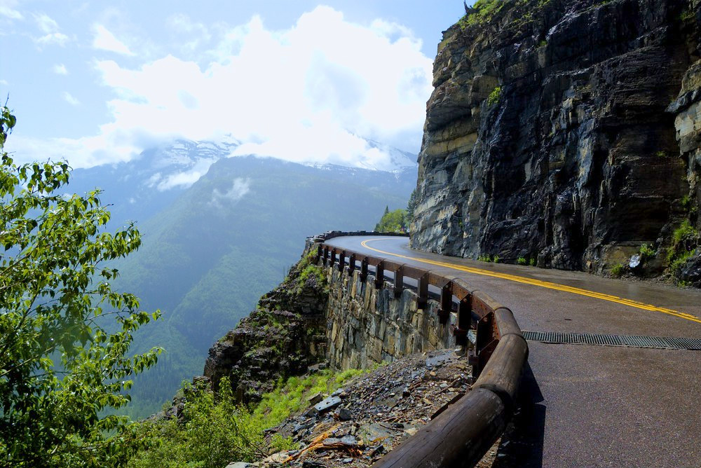 Going-to-the-Sun Road Montana - Pacific Northwest Family Travel Destinations