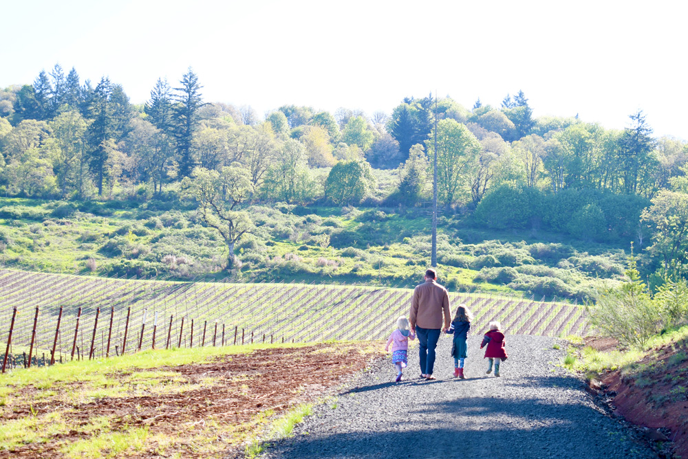 Stay at a Harvest Hosts vineyard or winery - Create Play Travel Pacific Northwest family lifestyle