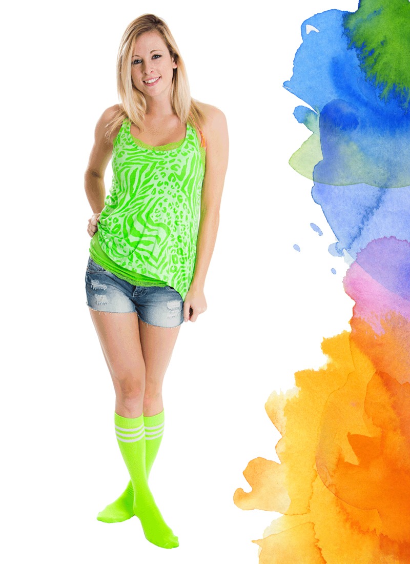 Ingenious Ideas to Add Color to Any Outfit