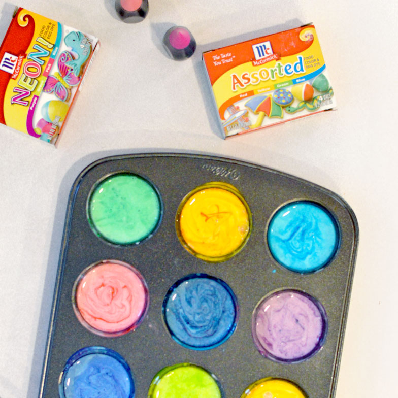 How to Make Homemade Finger Paint for Kids