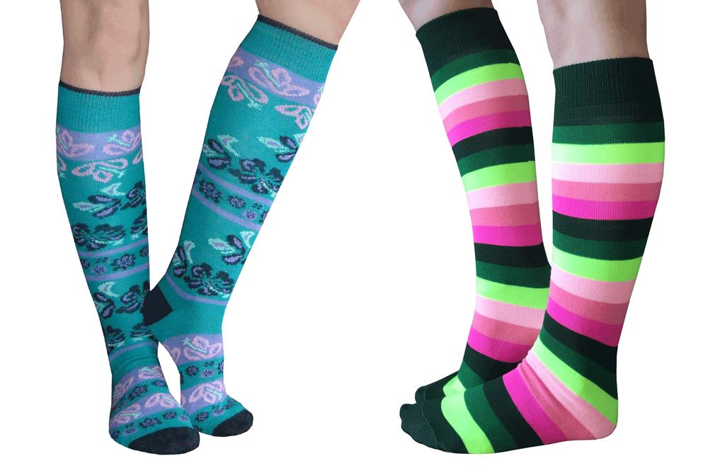 Chrissy's Knee High Socks