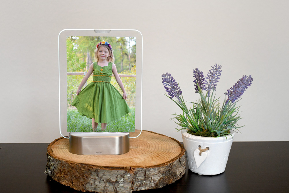 Umbra LED photo frame review