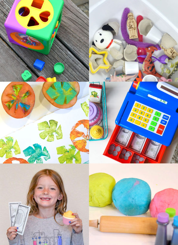 Educational Activities for Kids Ages 0 to 10