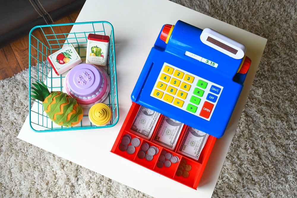 Learning Journey Play and Learn Cash Register kids gift ideas