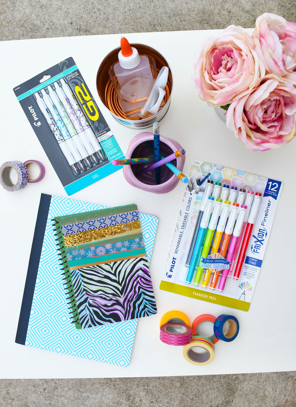 Crafty Ideas for Back to School