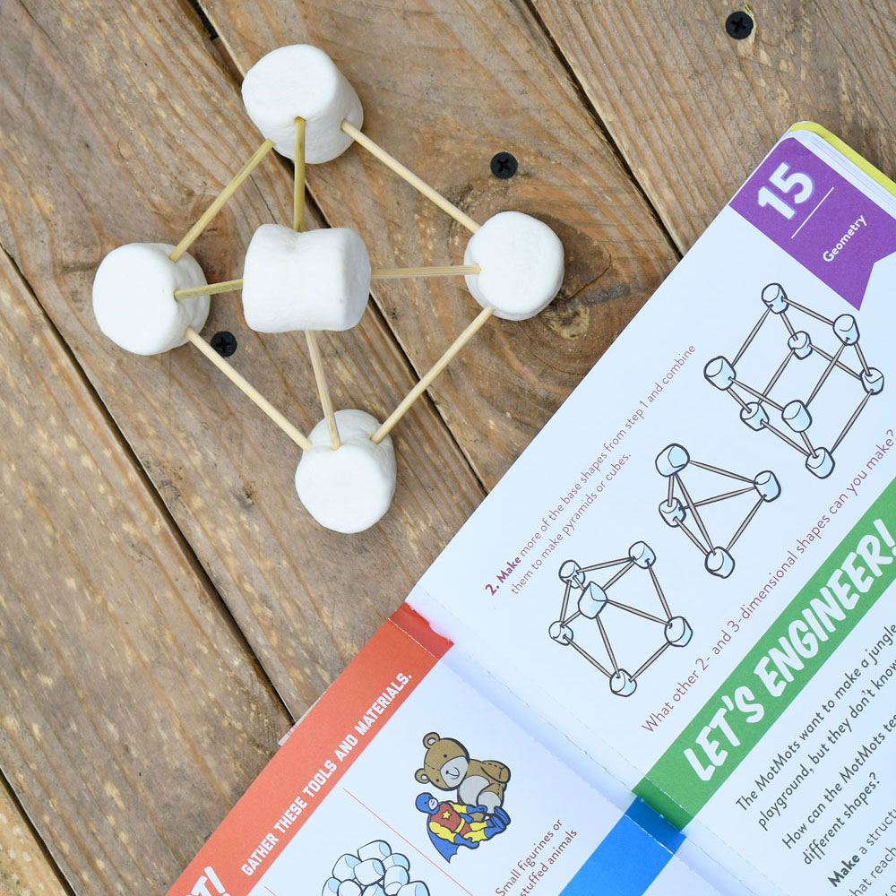 Make Learning Fun With Kids Science & Math Activities