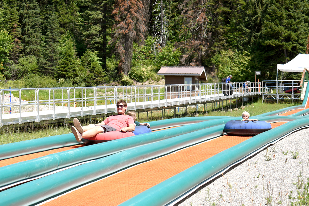 Activities for kids in Montana Summer Tubing