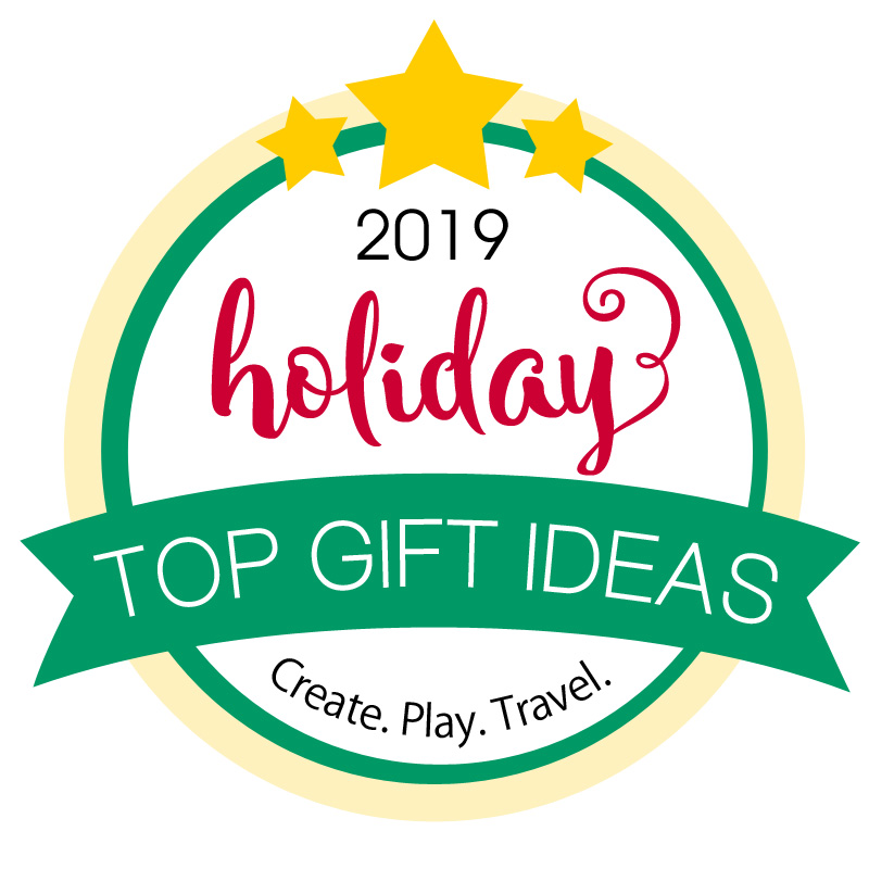 2019 Holiday Gift Guide top gift ideas Create Play Travel