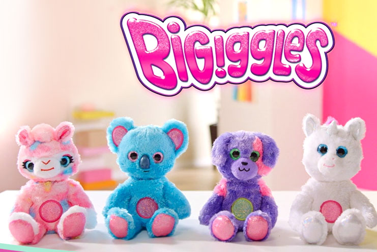 BIGiggles by Beverly Hills Teddy Bear kids holiday gift guide