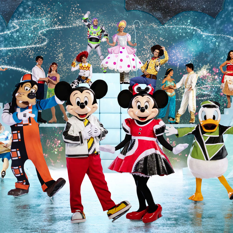Disney on Ice 2019 Pacific Northwest Show Schedule