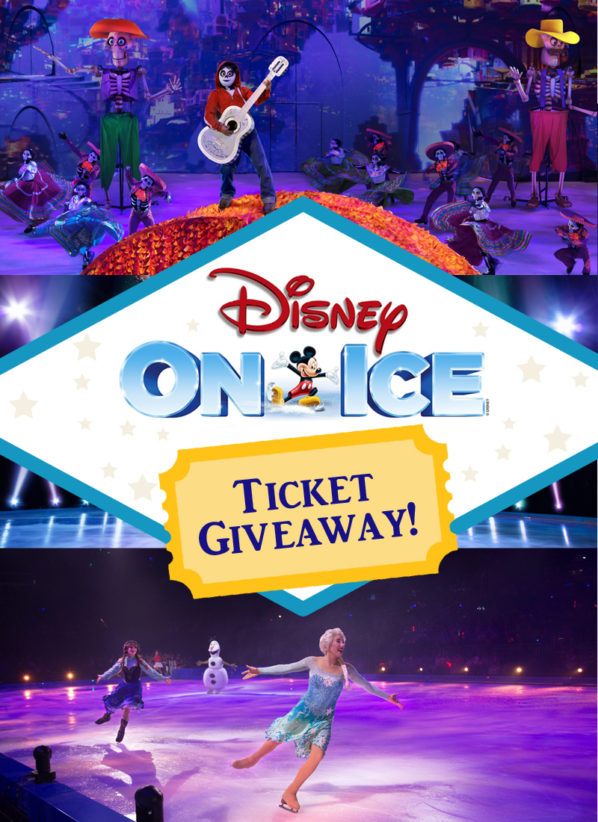 Disney on Ice Ticket Giveaway! WA & OR Shows